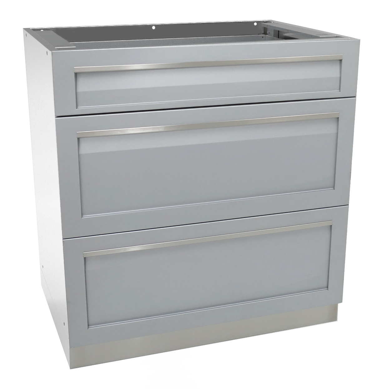 3-Drawer Outdoor Kitchen Cabinet - G40003