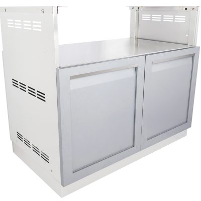 4 Life Outdoor - BBQ cart built in BBQ cabinet