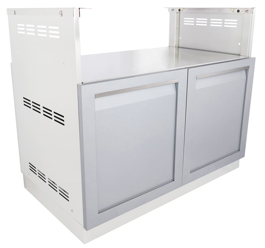 Built in bbq grill outdoor kitchen cabinet g40004 4 for 4 kitchen cabinet
