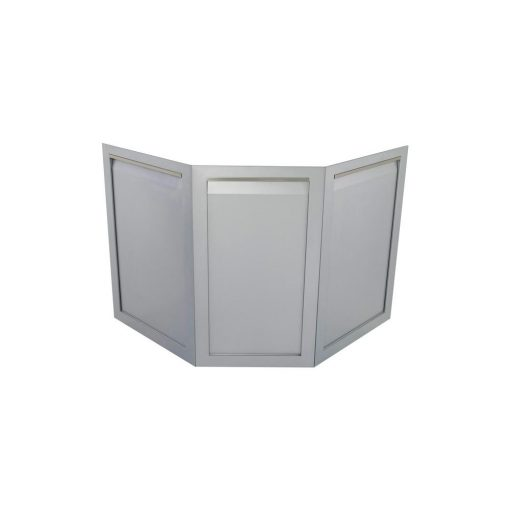 Decorative Corner Back Panels in Gray - G40099 1