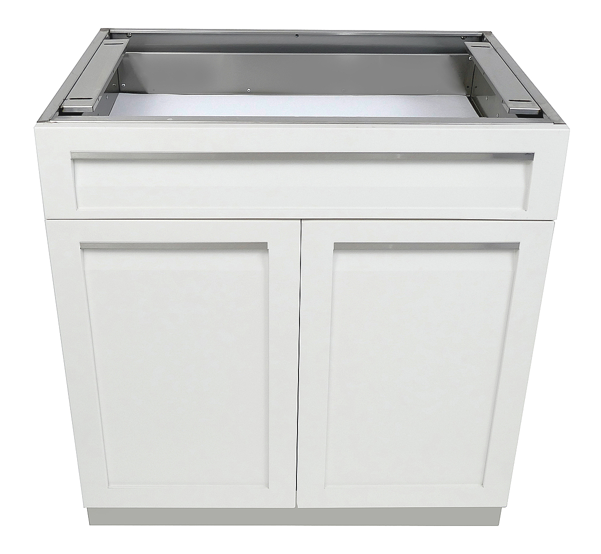 Drawer Plus 2 Door Outdoor Kitchen Cabinet W40052 4