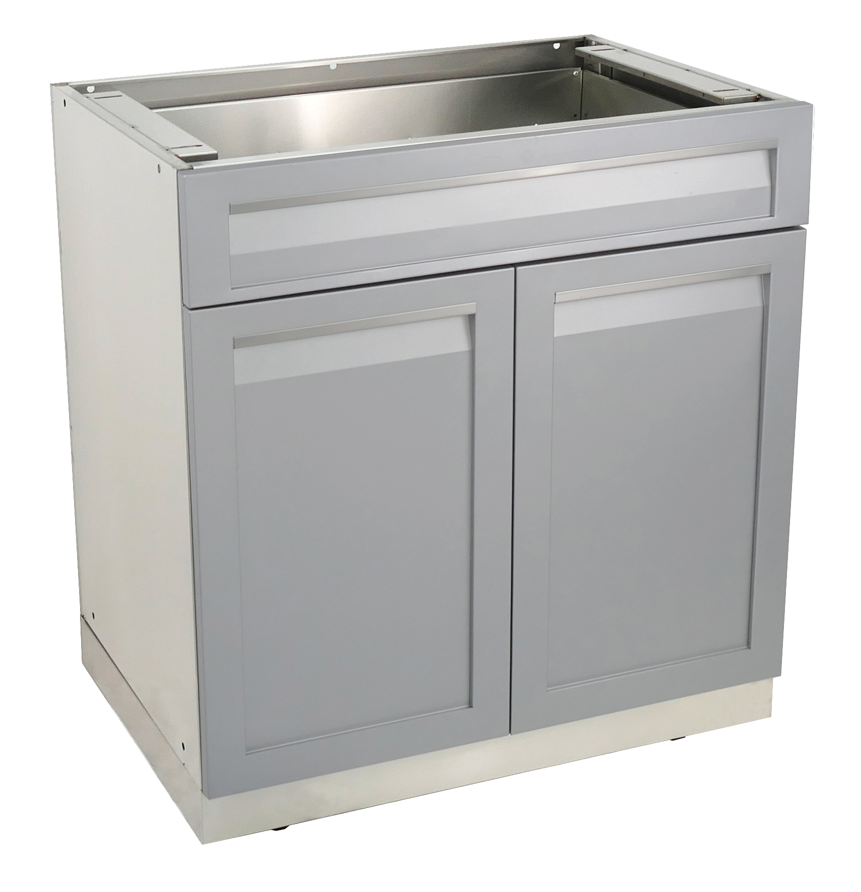 Drawer Plus 2 Door Outdoor Kitchen Cabinet U2013 G40002
