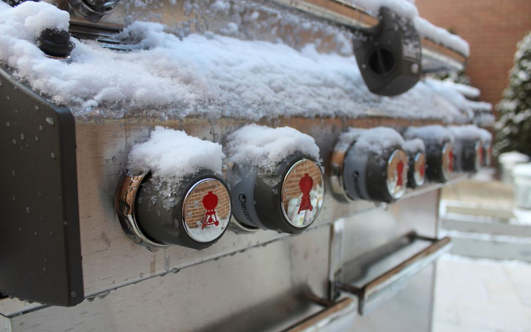 Winterizing your outdoor kitchen