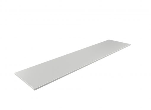 Stainless Steel 98X24X1 In. Outdoor Kitchen Countertop 1