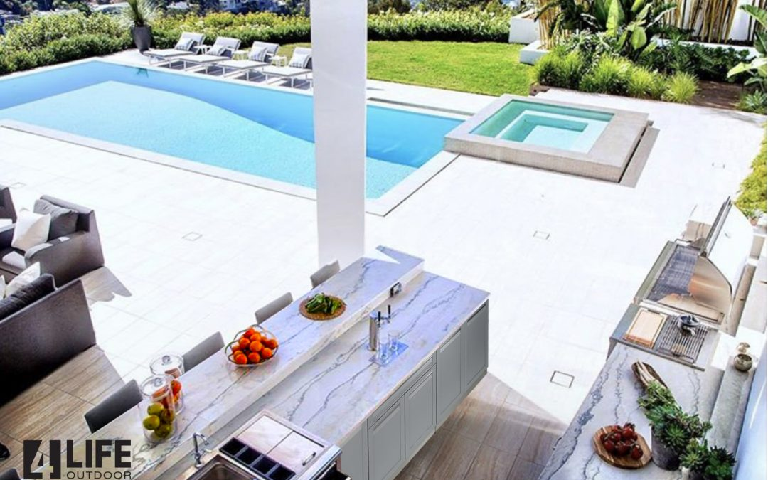 "Homes touting chef-friendly amenities like ""pizza oven,"" ""outdoor kitchen"" or ""prep sink"" sold for a premium"