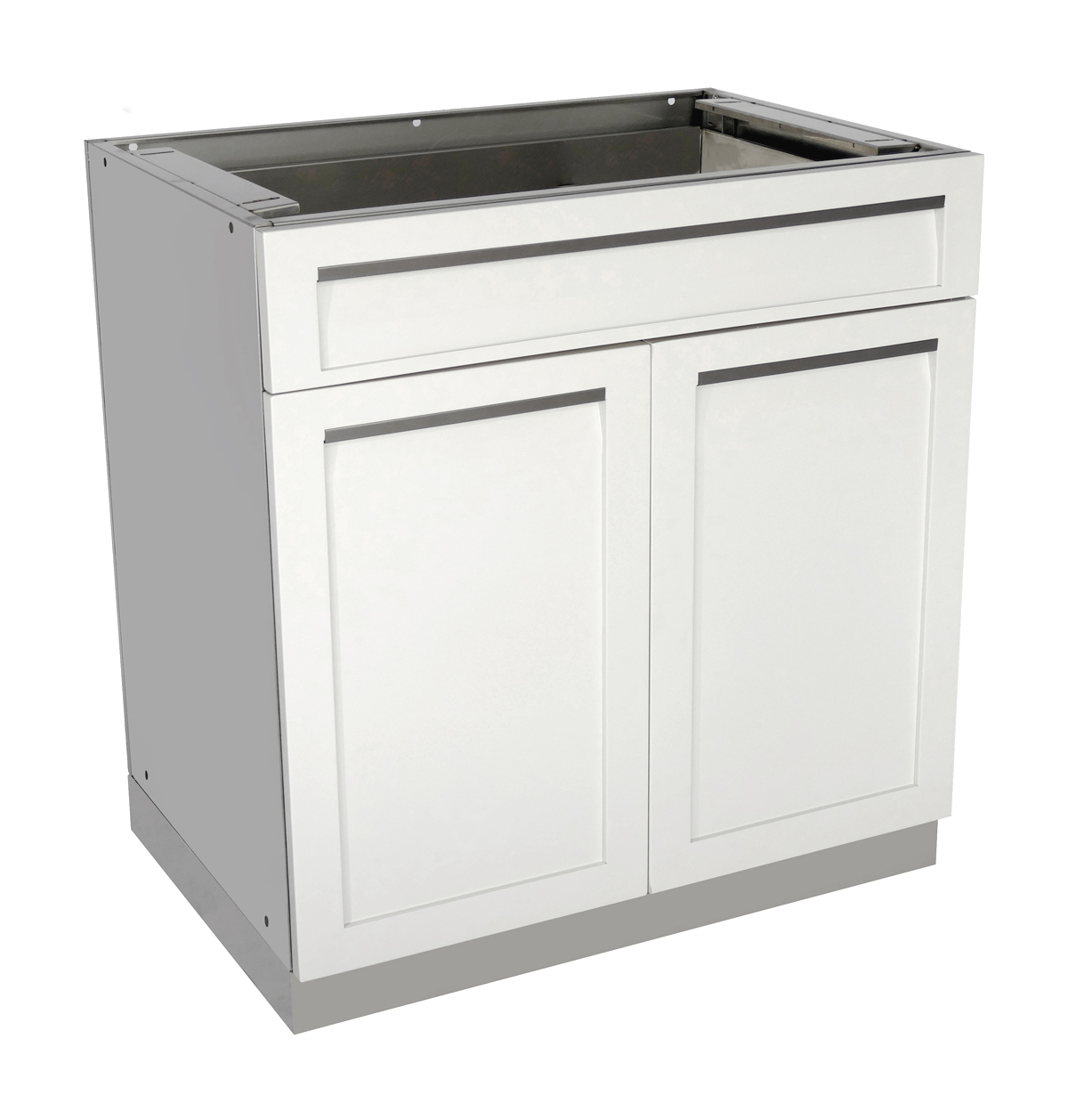 Drawer Plus 2 Door angle