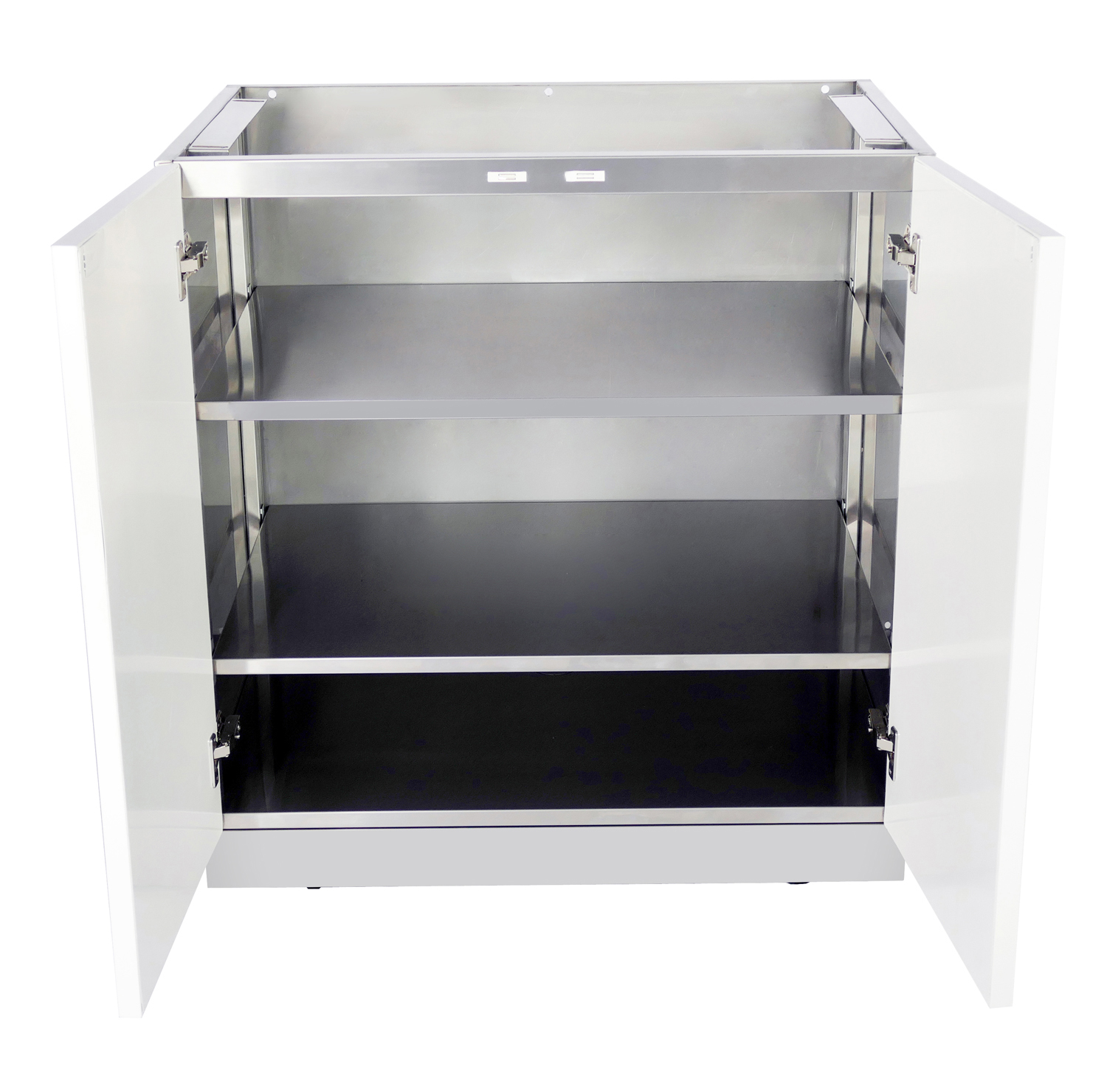 G40001 - Open outdoor kitchen cabinet 1500