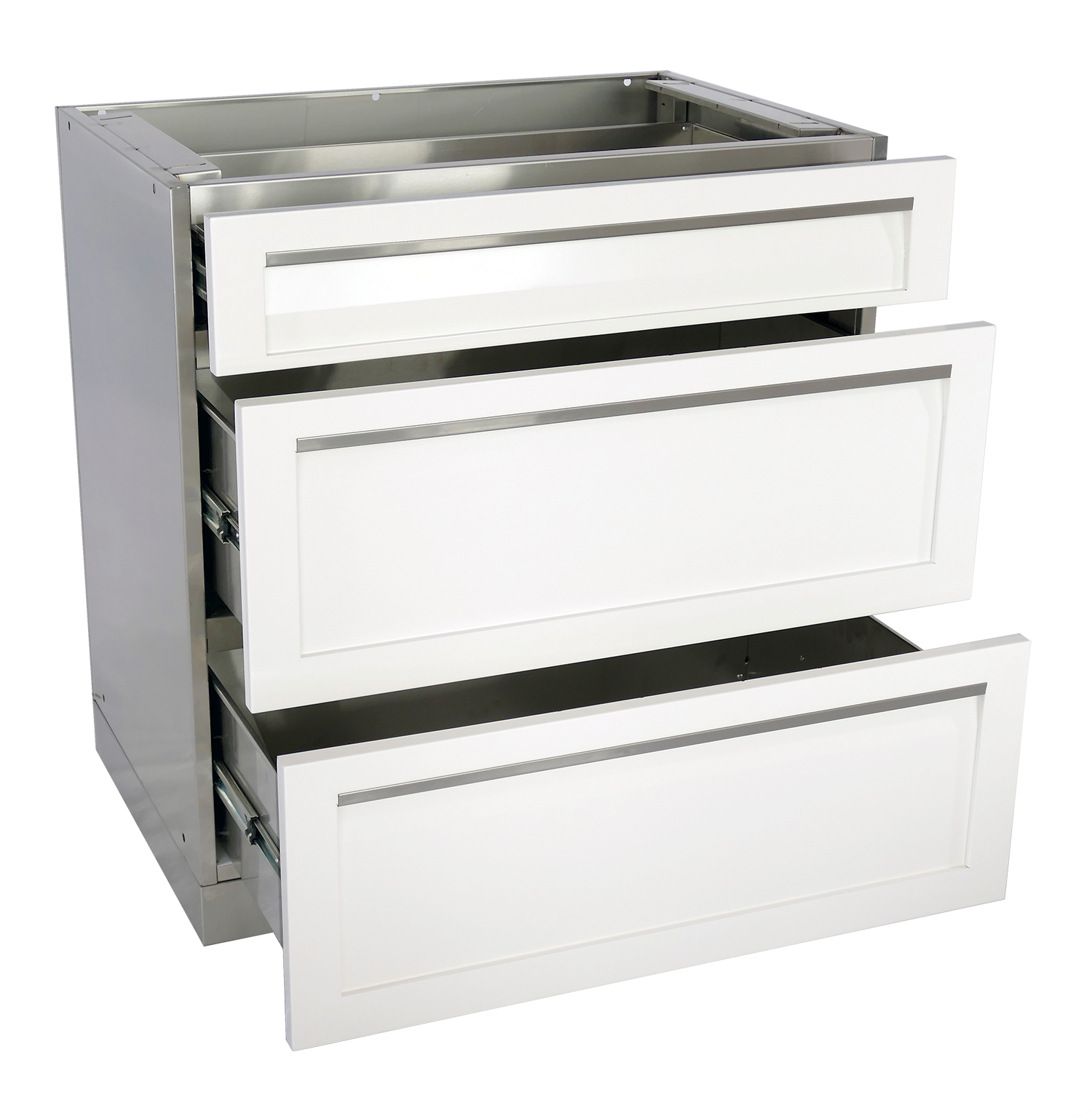 w40003 - 3 Drawer open 1500