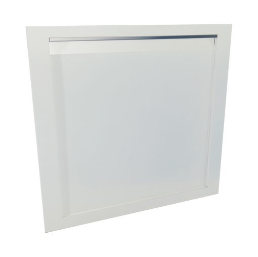 2 PC - Stainless Steel Outdoor Kitchen Decorative Side Panel in White 1