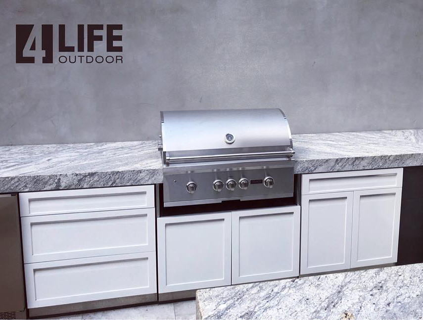 Our favorite outdoor kitchen drop in grills 2019 7