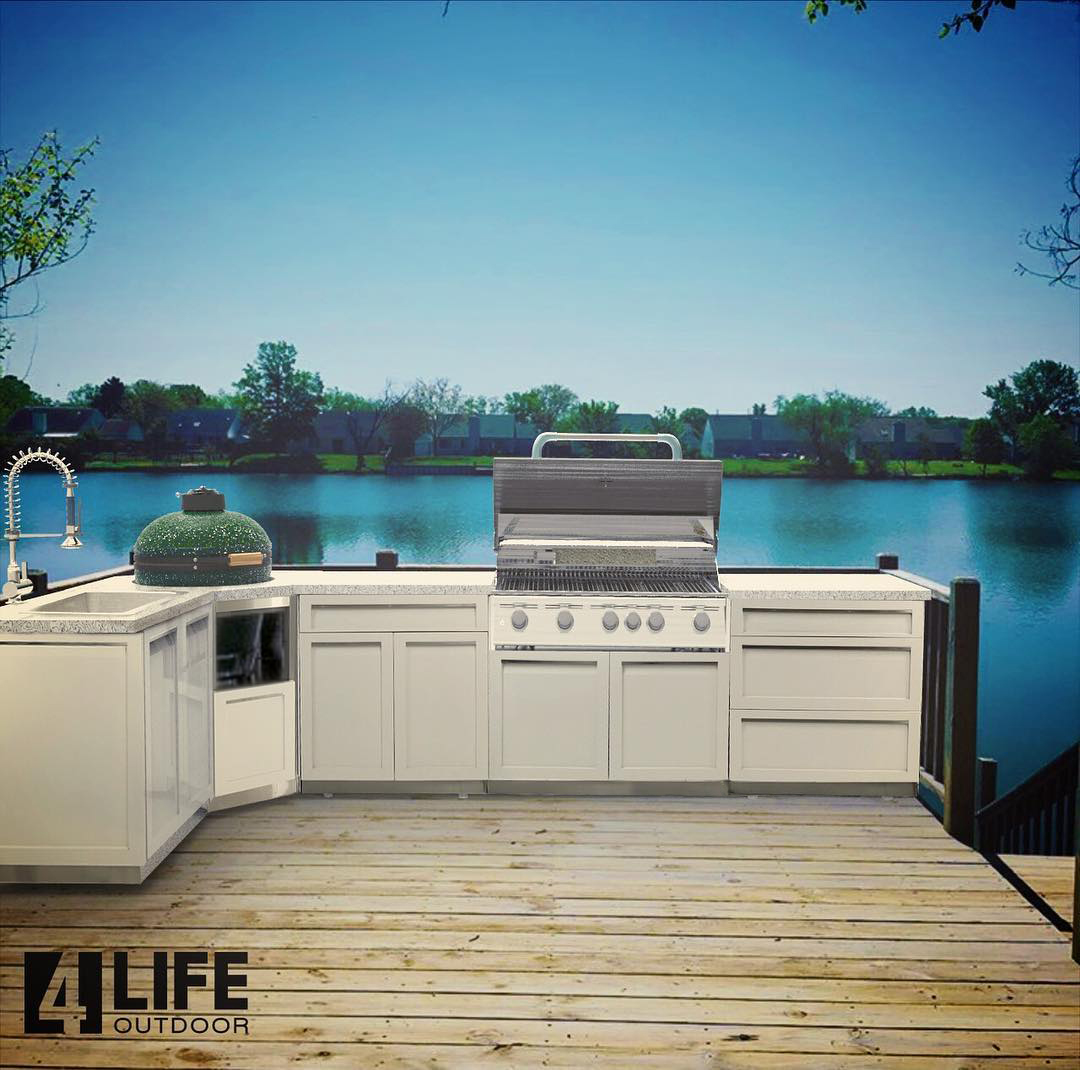 The Different Types of Outdoor Kitchen Materials 7