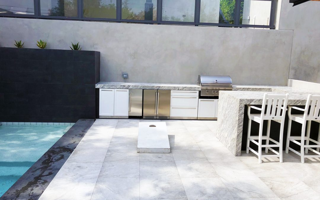 The Different Types of Outdoor Kitchens