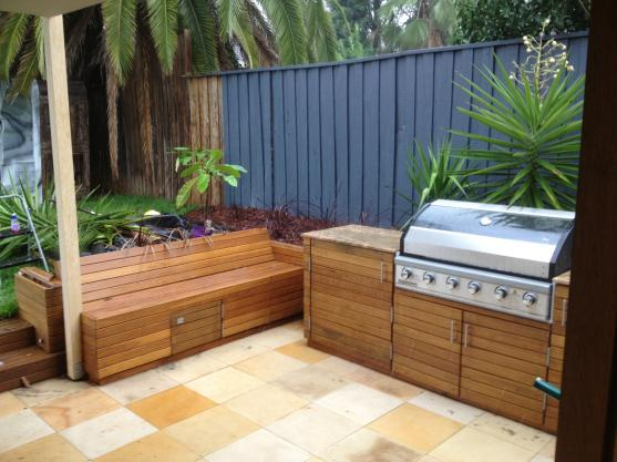 The Different Types of Outdoor Kitchen Materials 1