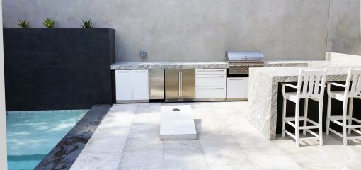 6-Piece Outdoor Kitchen Cabinet Set - 1292020 2