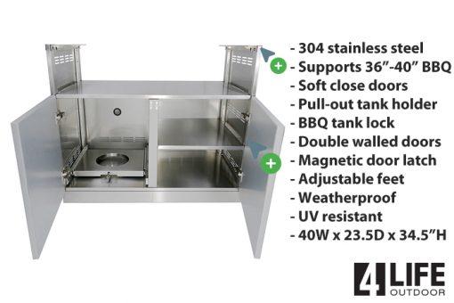 BBQ Cabinet
