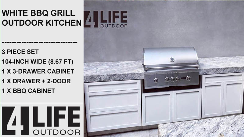 Outdoor Kitchen Sale 11