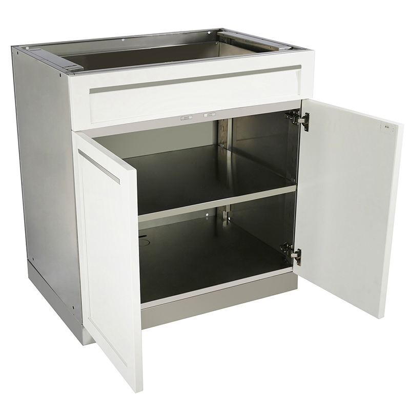 Drawer Plus 2 door open 800